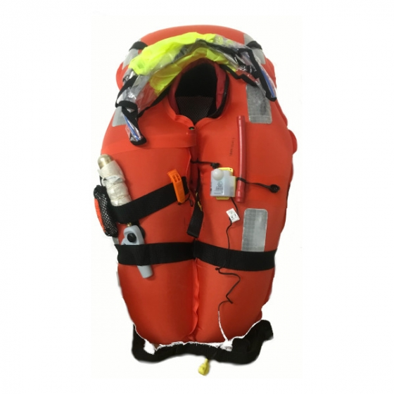 BALTIC Inflatable Twin Chamber Life Jacket Servicing