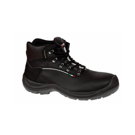 Hamburg Safety boots- Mid Cut laced S3 CI HI WRO