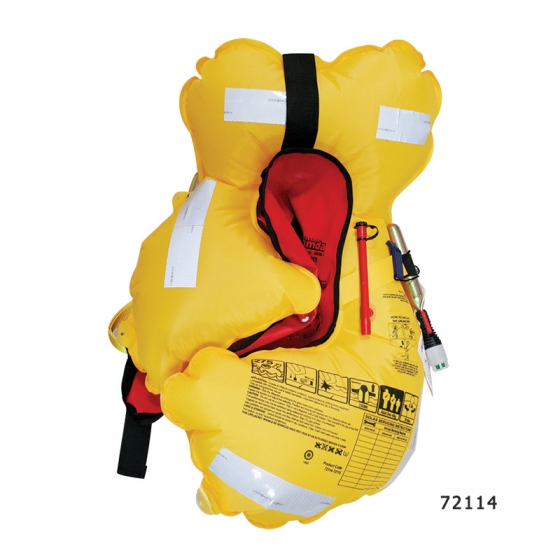 LALIZAS Inflatable Twin Chamber Life Jacket Servicing